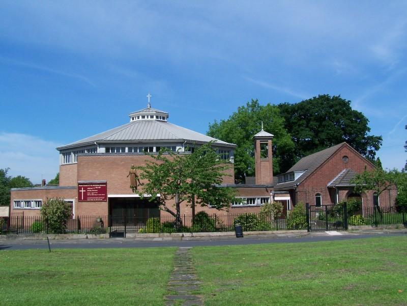 Ascension Church Stirchley