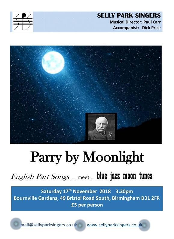 Concert Poster November 2018